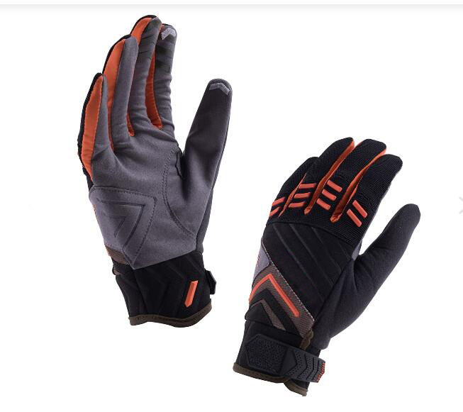 Full Finger Eye Trail Gloves
