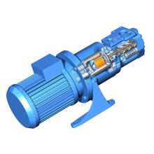 YONGQUAN gute Qualität Mono-Schraube Pumpe