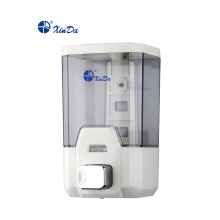 Автоматический дозатор мыла пенного типа для туалетов