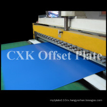 Long Run Length Thermal CTP Plate