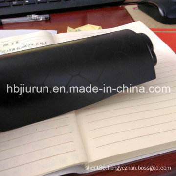 Black ESD PVC Curtain with 0.5mm Thickness