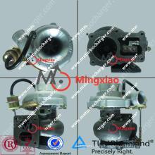 Fabricación de turbocompresores J08C 479031-0003 24100-3301A TBP430 YF75