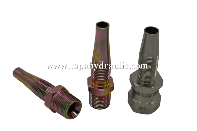 cat industrial hose reusable hydraulic fittings