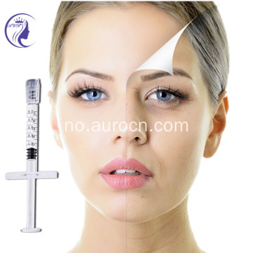 Hyaluronic Acid Dermal Filler for hudpleie