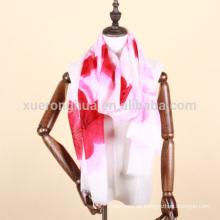 handgemalter Kaschmir-Schal für Frauen