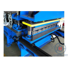 Máquina formadora de rolos a frio de azulejos de padrão europeu