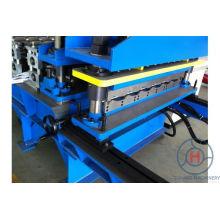 Профилегибочная машина для производства глазурованной плитки европейского стандарта