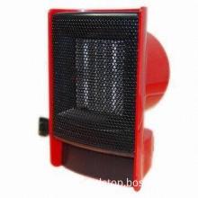 Mini Fan Heater, 220 to 240V Voltage, 500W Power, 0.4kg Gross Weight
