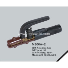 American Type Electrode Holder M300A-2(Full Copper)
