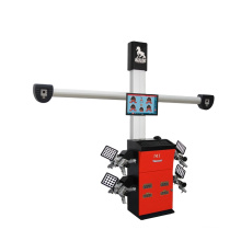 Auto tracking camera wheel alignment equipment with CE approved
