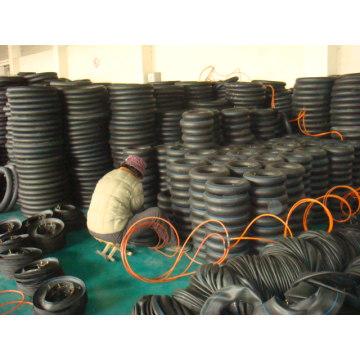 China Factory Natural Motorcycle Inner Tube 300-10
