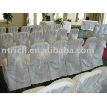 100 % Polyester Stuhlabdeckung, Hotel/Bankett-Stuhl-Abdeckung