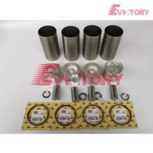 CATERPILLAR запасные части C1.1 комплект гильзы цилиндра