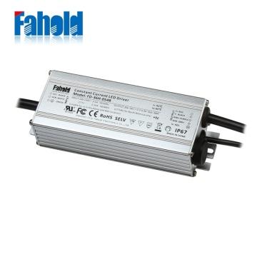Conducteur de LED de puissance d'appareils d'éclairage menés carrés d'auvent