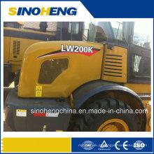Atualização nova do carregador Lw220 da roda de 2015 XCMG 2 toneladas a Lw200k