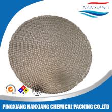 Placa de cerámica infrarroja del panal para el furner del gas y el horno de gas