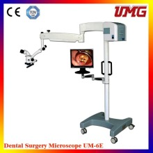 Dental Laboratory Instruments Digital Microscope with LCD Screen