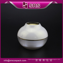 nail polish container china supplier ,unique acrylic jar for UV gels