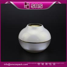 Fornecedor de china de recipiente de polonês de unha, frasco acrílico original para géis UV