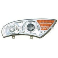 Faros de faros delanteros LED 675 * 234L-1 Bus Parts HC-B-1434