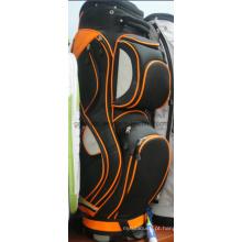 Saco de carrinho de golfe venda quente à moda colorida