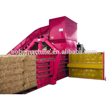 BOBO Horizontal Automatic Hydraulic Baler Press For Hay
