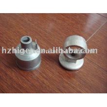 pieza de repuesto de fundición de zinc, zamak fundición a presión, piezas de máquina