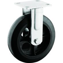8 inch Industrial Caster con ruota in gomma