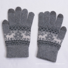 Warm Keeping Thick Wool Touch Gloves