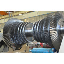 Steam Turbine Blade Design Impulse