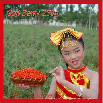 Ningxia Organic Sun Dried Goji Berries Strengthen Immunity