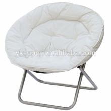 Vendendo 2016 cadeira de praia de metal confortável cadeira de lua dobrável