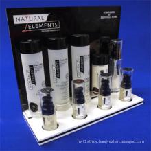 Acrylic Makeup Organizer Display with LED Light