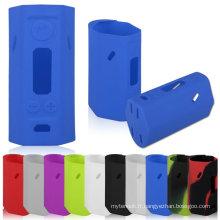 Wholesale E Cigarette Rx200s Housse en silicone Housse de protection pour 200W Ecig Rx200s Vape Tc Box Mod