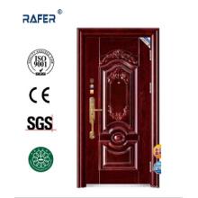 Nuevo diseño y puerta de acero de alta calidad de 9 cm / 10 cm (RA-S031)