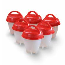 Good Quality for 7Pcs Egg Timer Silicone Egg Cooker cup export to Jordan Suppliers