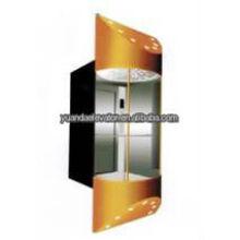 Yuanda Facade Glass Elevator
