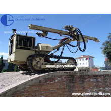 Easy to Drill Hard Rock DTH Hammer Gl120y Reliable Rock Drill Rig
