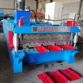 Double Layer Trapezoid Wall Panel Roll Forming Machine