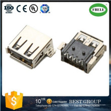 Weiblicher USB-RJ45 USB-Verbindungsstück-Adapter USB 3.0 zu USB 2.0