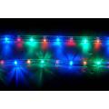 Luz de cuerda led redonda 2 hilos multicolor