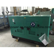 Guangzhou Factory for Sale Price 25kw 31kVA Silent Electric Power Diesel Generator