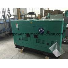 Завод Гуанчжоу для продажи цена 25kw 31kVA Тихий электроэнергии дизель-генератор