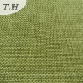 Bright Color 2015 Polyester Plain Linen Upholstery Sofa Fabric Wholesale