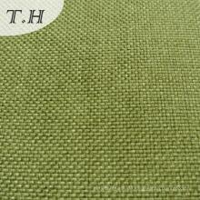 Helle Farbe 2015 Polyester Plain Leinen Polster Sofa Stoff Großhandel