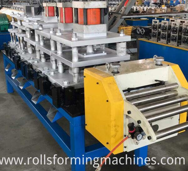 door frame roll forming machine 6