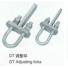 Hot-DIP Galvanized Steel Adjusting Links