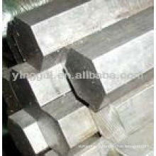 6060 ALUMINIUM ALLOY HEXAGONAL extrusion BARS