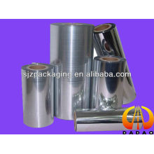 Matte Finish Metallized Polyester Film