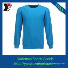 Venda quente uniforme de futebol, design personalizado seu próprio futebol jersey, mangas compridas camisa de futebol